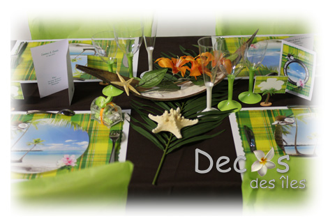 Decoration De Table Madras