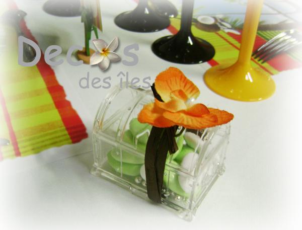 decoration table menu deco madra hublot