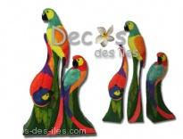 Plus d'infos sur Perroquets trio
