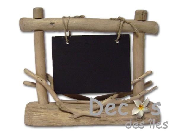 marque table bois flott dc 1634. Black Bedroom Furniture Sets. Home Design Ideas