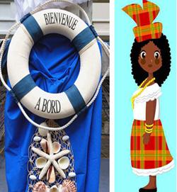 Decoration Mariage Sur Les Iles Et La Mer Vente Articles De