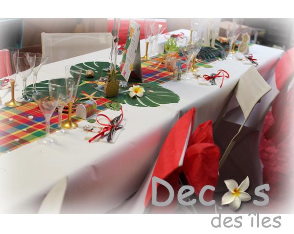 Decoration Mariage Sur Les Iles Et La Mer Vente Articles