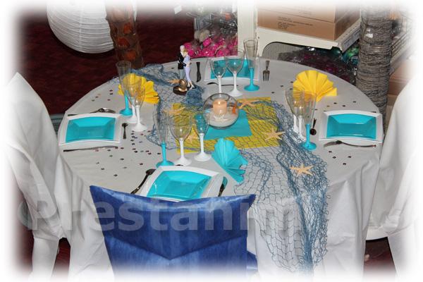 decorations anniversaire 50 ans dans les les. Black Bedroom Furniture Sets. Home Design Ideas