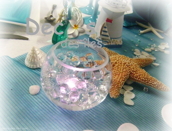 Perle d 39 eau cristal 50 g dc 3170 for Perle decoration