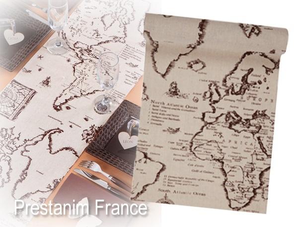 Chemin De Table Voyage Dc 1451