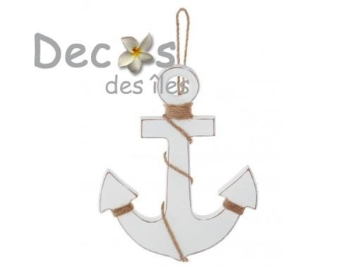 Ancre d corative dc 3786 for Decoration marine bois